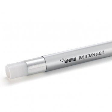 Труба универсальная Rehau Rautitan stabil 32х4,7 мм