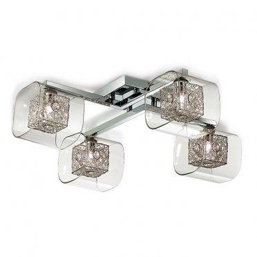 Люстра потолочная ODEON LIGHT CLASSIC 2006/4C