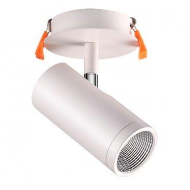 Встраиваемый светильник Novotech Solo 357460