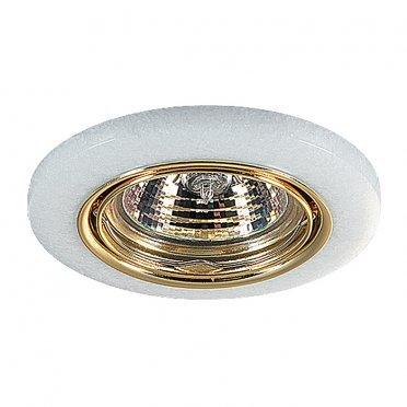 Встраиваемый поворотный светильник Novotech Stone 369278
