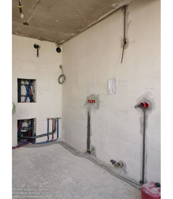 Ремонт кухни под ключ до