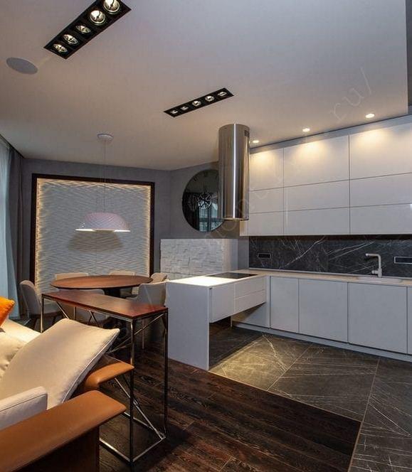 Дизайнерский ремонт квартир после