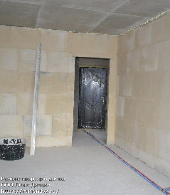 Капитальный ремонт квартир под ключ после