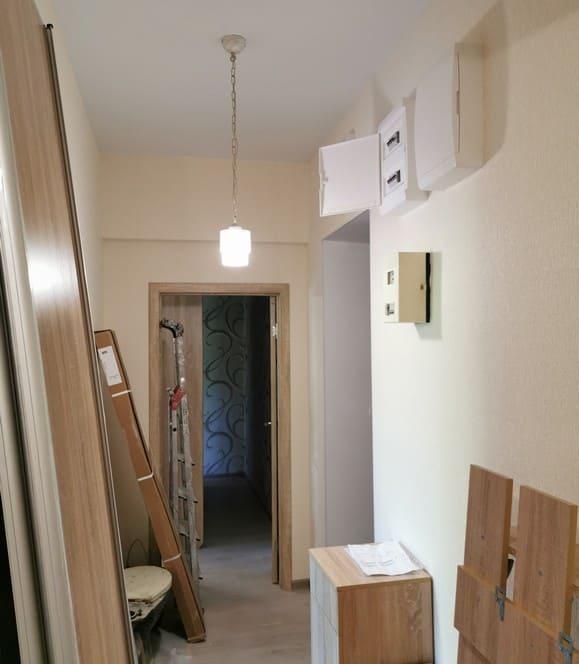 Косметический ремонт квартир после