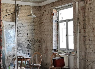 Демонтаж в квартире