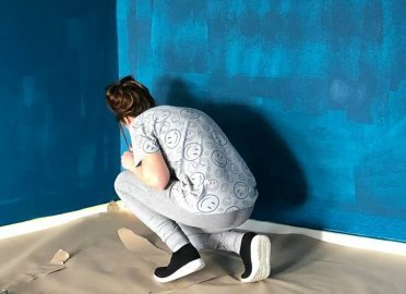 Косметический ремонт стен