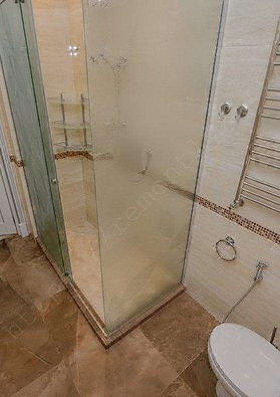 Дизайн ванной комнаты (керамическая плитка)
