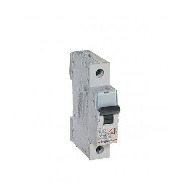 Автомат Legrand TX3 (404030) 1P 25 А тип C 6 кА 230-400 В на DIN-рейку