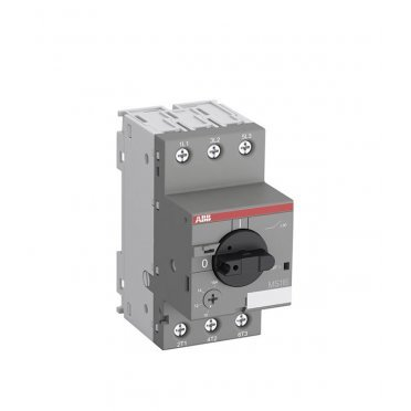 Автоматический выключатель защиты электродвигателя ABB MS116-0.63 (1SAM250000R1004) 3P 0,63 А 50 кА 690 В на DIN-рейку/монтажную плату