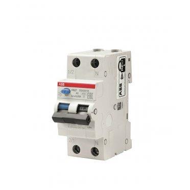 Автомат дифференциальный ABB DSH201R (2CSR245072R1324) 32 А 30 мА 1P+N тип AC 4,5 кА