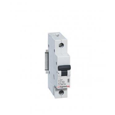 Автомат Legrand RX3 (419669) 1P 50 А тип C 4,5 кА 230 В на DIN-рейку