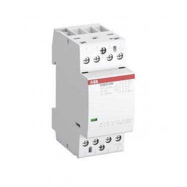 Контактор модульный ABB ESB (1SAE231111R0622) 230 В 25 А тип AC/DС 2НО+2НЗ