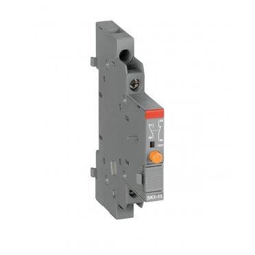 Контакт сигнальный модульный ABB SK1-11 (1SAM201903R1001) боковой 3 А для автоматов типа MS116