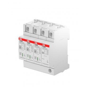 Ограничитель напряжения ABB УЗИП OVR H (2CTB803973R1800) T2-T3 275 В 25 А 3P+N