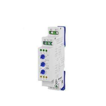 Реле выбора фаз модульное Меандр РВФ-02 (4481793/32559) 230 В 16 А тип AC 1P