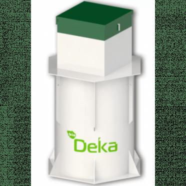 Септик BioDeka- 8 C-1300
