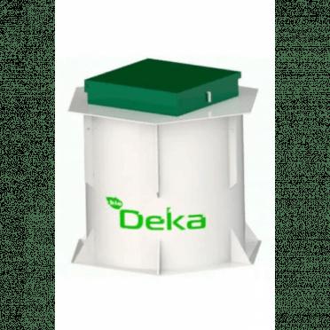 Септик BioDeka-20 C-1000