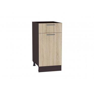 Кухонный шкаф нижний с одним ящиком Брауни ШН 401