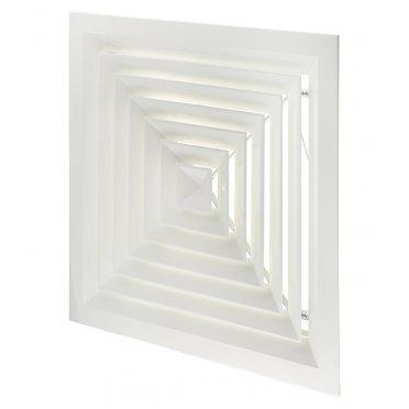 Диффузор потолочный квадратный ДП4 600х600 мм