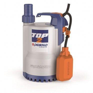 TOP 4-N 10м погружной дренажный насос для чистой воды