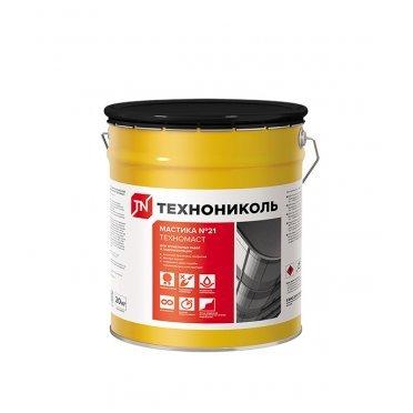 Мастика кровельная Технониколь №21 Техномаст 20 кг