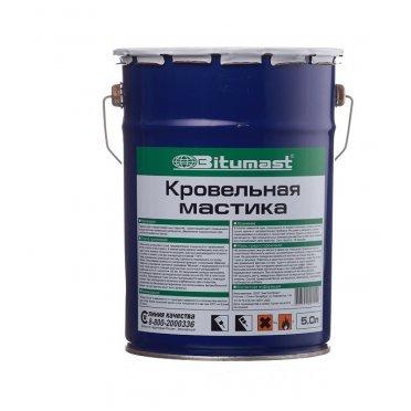 Мастика кровельная Bitumast 4,2 кг/5 л