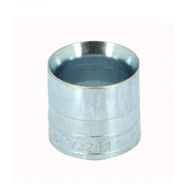 Гильза монтажная 17x2 для трубы Rehau RAUTHERM оцинкованная латунь