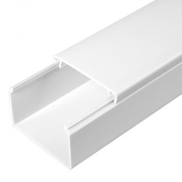 Кабель-канал 60х40 мм белый 2 м