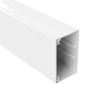 Кабель-канал DKC (01781) 80х40 мм белый 2 м