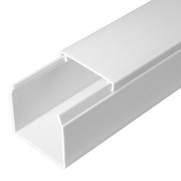 Кабель-канал 40х40 мм белый 2 м