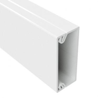 Кабель-канал DKC (00317) 22х10 мм белый 2 м
