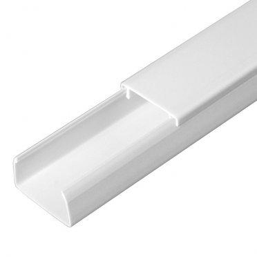 Кабель-канал 25х16 мм белый 2 м