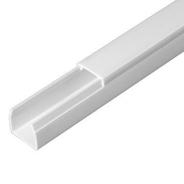Кабель-канал 16х16 мм белый 2 м