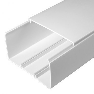 Кабель-канал 100х60 мм белый 2 м