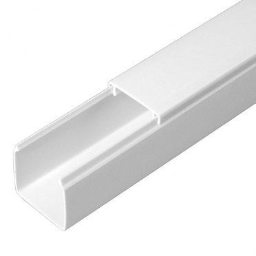 Кабель-канал 25х25 мм белый 2 м