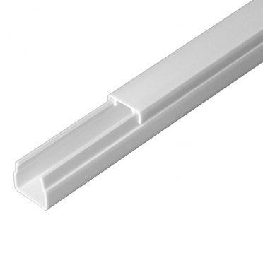 Кабель-канал 12х12 мм белый 2 м