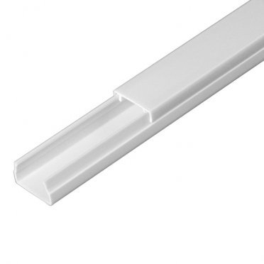 Кабель-канал 15х10 мм белый 2 м