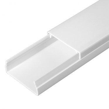 Кабель-канал 40х16 мм белый 2 м
