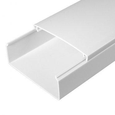 Кабель-канал 100х40 мм белый 2 м