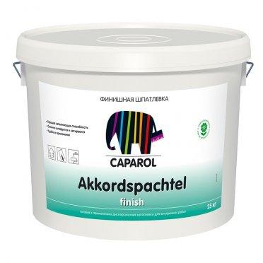 Шпатлевка финишная Caparol Akkordspachtel 25 кг