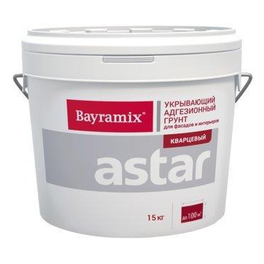 Грунт укрывающий Bayramix Astar Кварцевый B1 15 кг