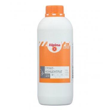 Грунт Alpina Expert укрепляющий концентрат 1 л