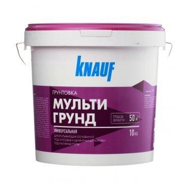 Грунт Knauf Мульти Грунд универсальный 10 кг