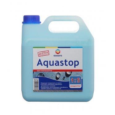 Грунт Eskaro Aquastop концентрат 3 л