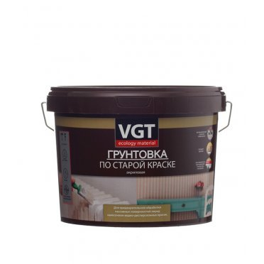 Грунт VGT по старой краске укрепляющий 2,5 кг