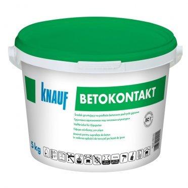 Грунт бетоноконтакт Knauf Betokontakt 5 кг