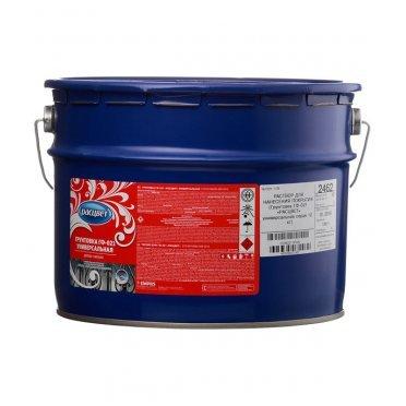 Грунт Расцвет ГФ-021 серый 12 кг