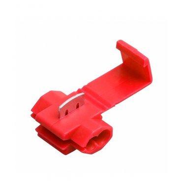 Ответвитель Rexant (08-0761-05) 0.5-1.0 мм² красный (5 шт.)