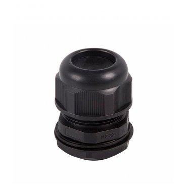 Сальник Rexant MG 32 для кабеля диаметром 18-25 мм пластиковый IP68 черный (2 шт.)