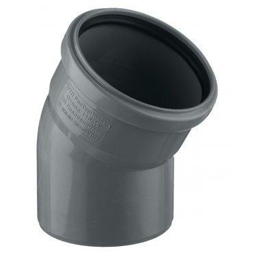 Отвод внутренний 110 мм, 30° однораструбный